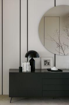 Monochrome apartment - Dezign Ark (Beta)