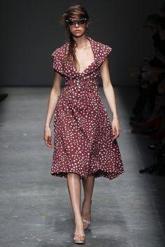 Vivienne Westwood Red Label Prêt à Porter Primavera/Verano 2016