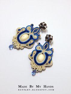 "Made By My Hands: ""Henriette"" Earrings"