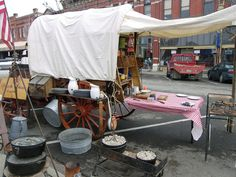 Cowboys and Chuckwagon Cooking : The Spirit of the West ...