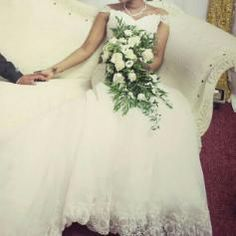 Shpock: wedding dress