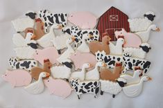 farm cookie cutters - Google Search