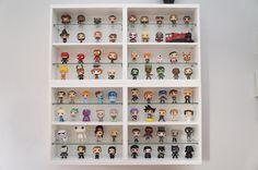 Funko Pop Collection - Besta IKEA Display