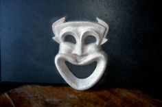 Happy Devil by Maia Ming Fong on Etsy