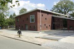 education, green building, velhuizerschool, Ede, Netherlands, Jorissen Simonetti architecten