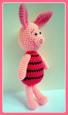 Pattern Crochet Pattern Amigurumi Pattern PDF by AllSoCute on Etsy