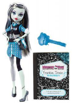 Brinquedo Mattel Monster High Frankie Stein Doll #brinquedo #MonsterHigh #brinquedosimportados #brinquedoseducativo #brinquedosonline