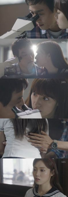 [Spoiler] Added episode 2 captures for the #kdrama 'Doctors'