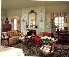 English Country Cottage Decor | New changes in traditional decor - Home Decorating & Design Forum ...