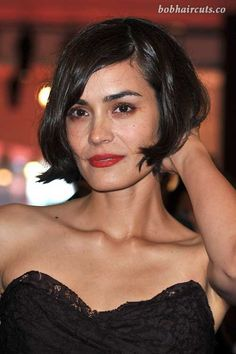 10 New French Bob Hairstyles - 4 #BobHaircuts