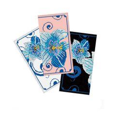 DIY Unfinished Cross Stitch Wallet Women Long Design Women's Cross-stitch Purse Kit Butterfly of Love Free Shipping