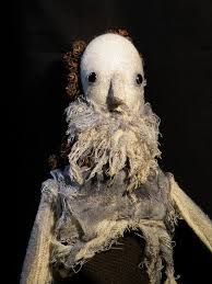 Image result for shona reppe puppet making