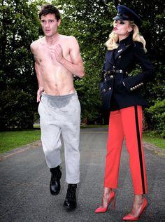 "Jamie Dornan & Natasha Poly in ""Corps d'élite"" by Terry Richardson for Vogue Paris, September 2010"