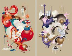 Creative Works By Christoph Ruprecht