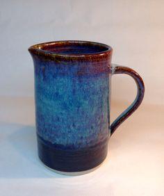 Stoneware jug Annie Jennings