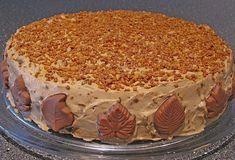 Karamell Kaffee Torte - Einfache Rezepte