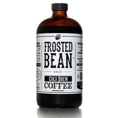 Frosted Bean: Cold Brew Concentrate 2 Pack