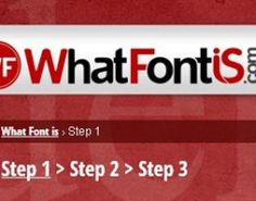 find a font
