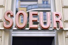 MEIN BERLIN: SOEUR secondhand