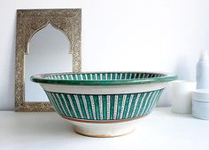 Marokkaanse wastafel Medium