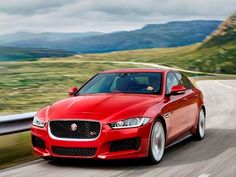 JAGUAR XE: Class of 2017: New Cars Ready to Roll - Kelley Blue Book