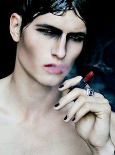 Smoke the Lipstick