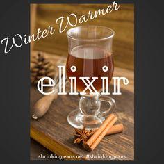 Winter Warmer Elixir {Recipe}