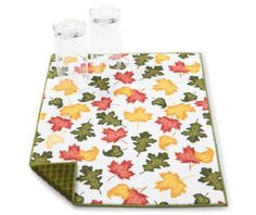 I found a Watercolor Leaves Reversible Dish Drying Mat at Big Lots for less. Find more Harvest at biglots.com!