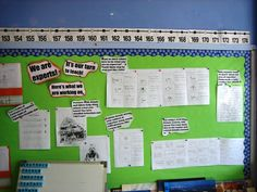 Second Grade - The Reading & Writing Project classroom, charts, books, colleges, write idea, teacher idea, bulletin boards, writer workshop, first grade