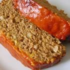 Bacon Cheeseburger Meatloaf. I'll be trying this as meatloaf muffins instead of a big loaf!