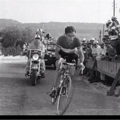 Jean Stablinski. De allereerste winnaar van de Amstel Gold Race (1966).