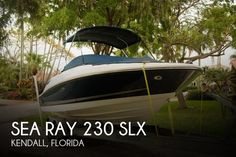 Sea Ray 230 SLX for sale in Kendall, FL for $47,900