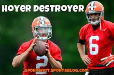 Should Brian Hoyer be the starting quarterback for the Cleveland Browns??