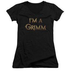 Grimm/I'M A Grimm- Black