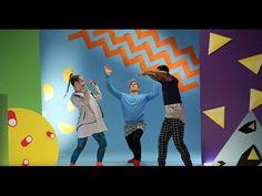 Un tutoriel de danse pour faire bouger vos enfants! par Valérie Provencher Capsule Video, Brain Gym, Teacher Notebook, French Teacher, Yoga For Kids, Say Hello, Air, Voici, Teaching