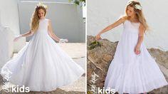 Tendencias de vestidos primera comunión 2014 TheGoldenStyle Eypeques 32