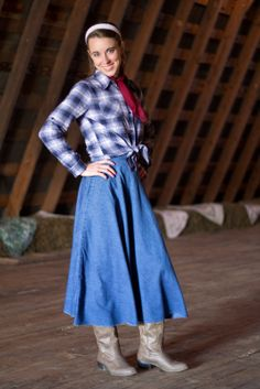 Modest Country Blessings Ideas For Hattie The Old Fashion Vintage Farmer S Daughter Barn Dance