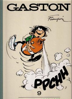 Gaston - L'âge d'or de Gaston (Le Soir) -9- Les années 1968-1969 - BD