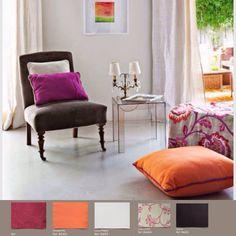 Veja mais fotos com dicas e inspirações de decoração no Blog: www.blog.donatelli.com.br Para ver coleções e onde comprar no site:  www.donatelli.com.br