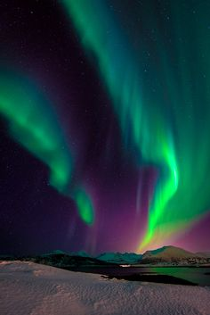 """500px / Photo """"Northern light in Norway, great reward !"""" by Régis Matthey"""