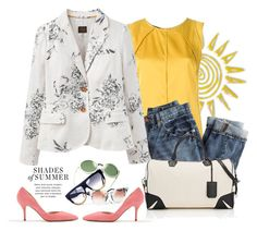 """""""Sun Shades"""" by musicfriend1 on Polyvore featuring Stills, J.Crew, rag & bone and Joules"""