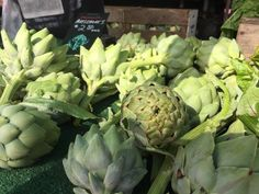 Artichokes are in season. We have recipes. [Article] #food #foodporn #recipe #cooking #recipes #foodie #healthy #cook #health #yummy #delicious