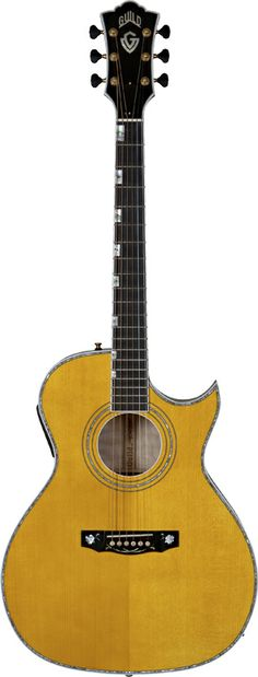 GUILD Doyle Dykes Signature Model