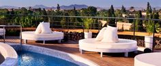 Serendipitylands: HOTEL THE PEARL MARRAKECH (MARRUECOS)