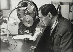Ernst Lubitsch, Hollywood, 1930  Erich Salomon