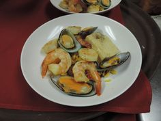 Our Saffron Paella was a huge hit at our Valentine's Dinner this year.
