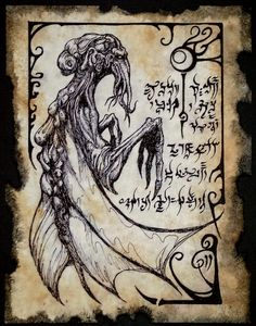 THE GRAND OLD ONES GODS OF ANCIENT LORE....