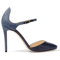 Jimmy Choo Marny elaphe and raffia pumps (£550) ❤ liked on Polyvore featuring shoes, pumps, strap pumps, cut out pumps, woven shoes, high heel shoes and high heel pumps