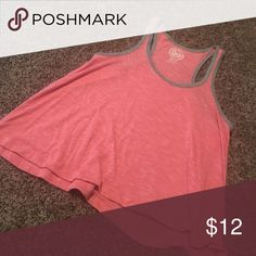 SO tank Plain pink SO tank SO Tops Tank Tops