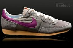 Nike Challenger - Vintage ND - Nike Trainers - Mens Nike Shoes - Retro Trainers - Silver